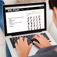 New Program Helps Build ASL-to-English Search Feature While Helping You Learn and Study ASL