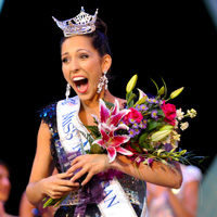Living Loud: K.T. Maviglia - Miss Michigan and Miss America Contestant