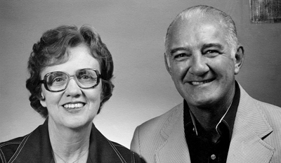 Robert and Shirley Panara