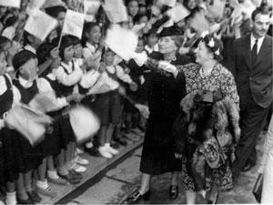 Helen Keller in Japan