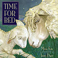 Signing Children's Books: Time For Bed