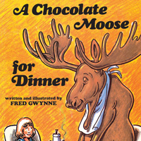Signing Children's Books: A Chocolate Moose for Dinner
