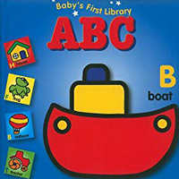 Signing Children's Books: Baby's First Library ABC