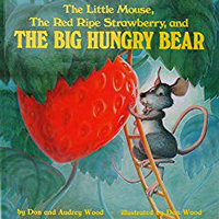 Signing Children's Books: The Little Mouse, The Red Ripe Strawberry and THE BIG HUNGRY BEAR