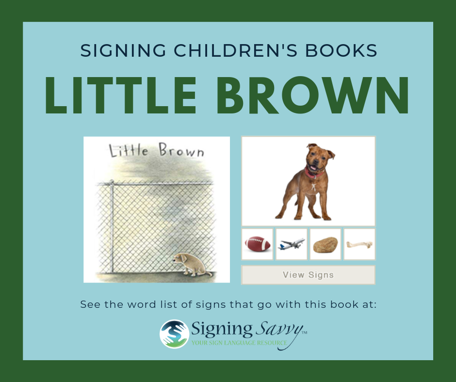 Signing Children's Books: Little Brown