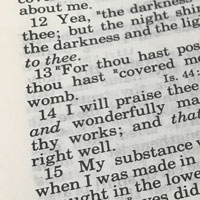 Your Sign Questions Answered: FEARFULLY and WONDERFULLY in Psalm 139:14