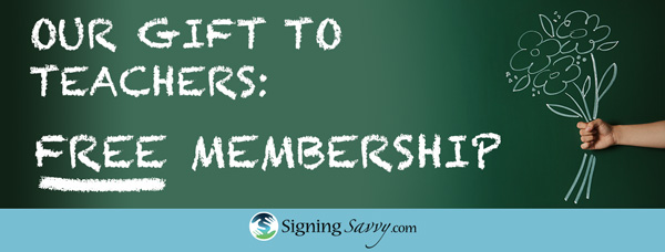 Free Membership for Teachers
