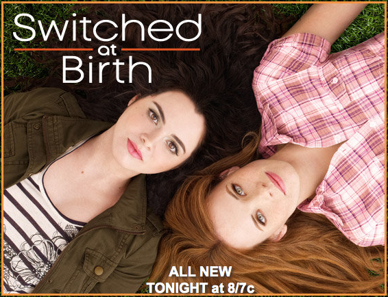 Switched at Birth entirely in American Sign Language TONIGHT Monday, March 4