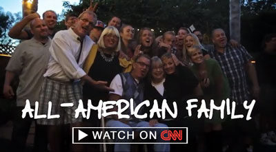Watch the short film All-American Family on CNN