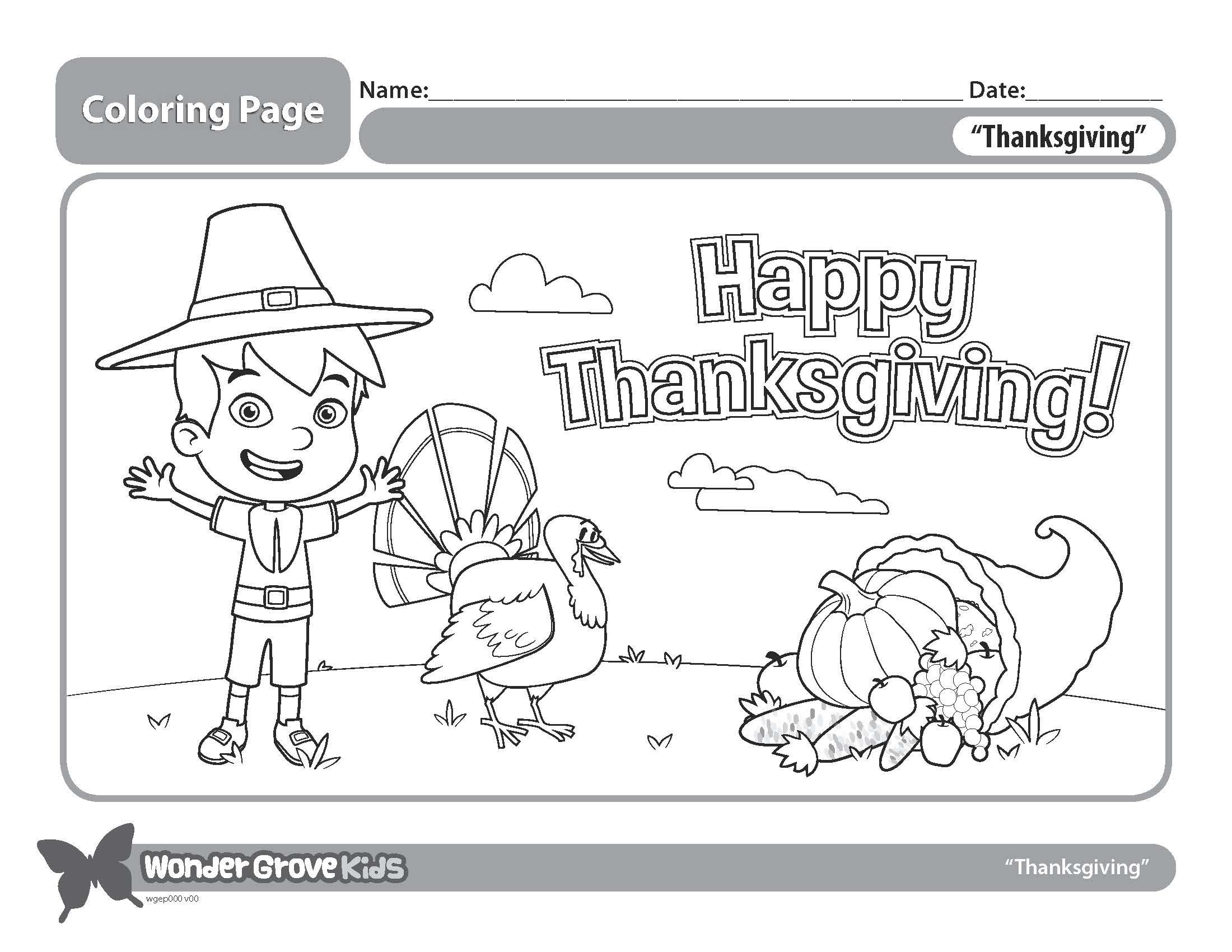 Happy thanksgiving! signing savvy blog Happy Thanksgiving Coloring Printables Happy Thanksgiving Clip Art Happy Thanksgiving Pilgrims