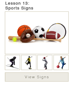 Sport Signs