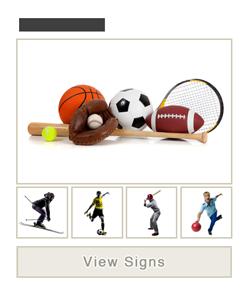 Sport Signs