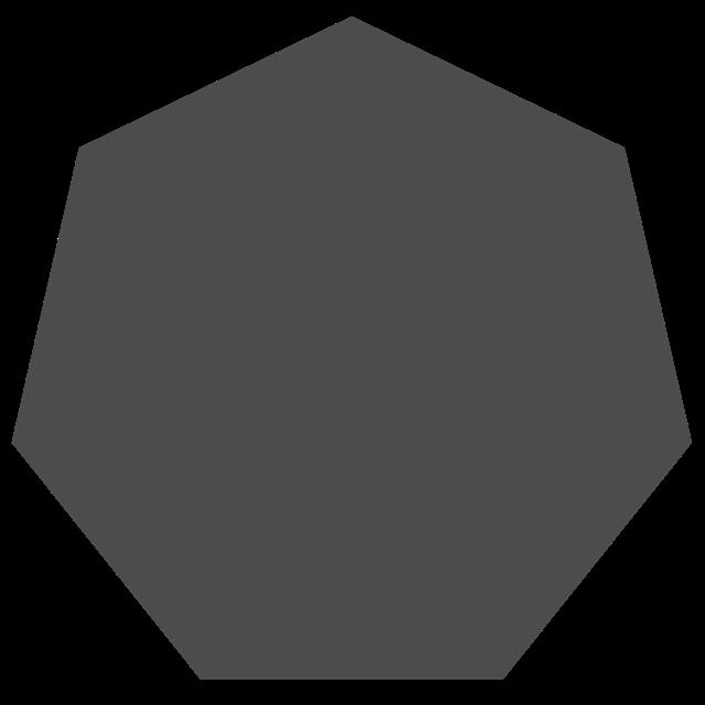 What is a irregular heptagon  Answerscom